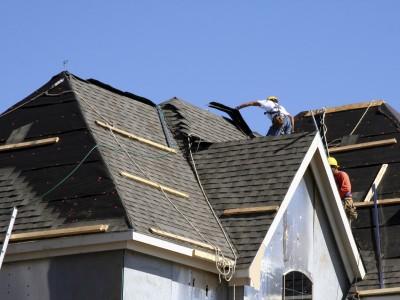 Dach undicht