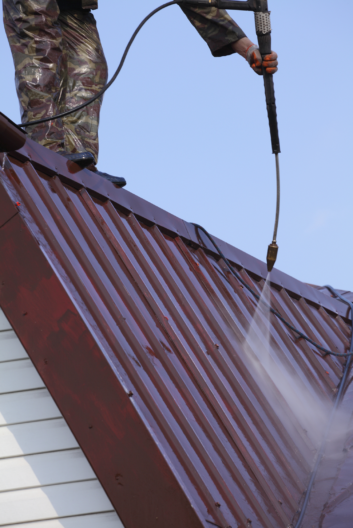 Top Dachreinigung – Kosten & Preise NW54