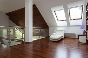 Beispiel Dachbodenausbau