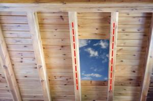 Dachflächenfenster einbau
