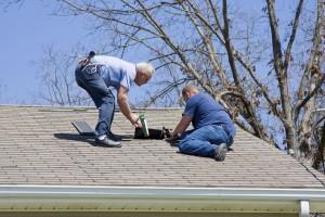 Reparatur Dachschaden