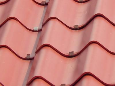 Strumklammern Dach