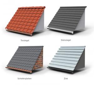 dachmaterial zur dachdeckung