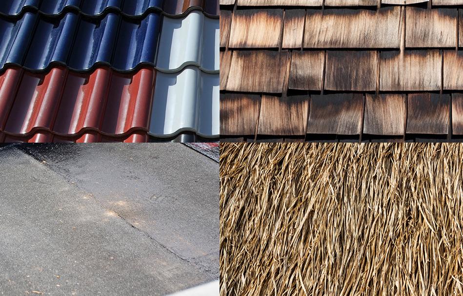 UnabhäNgig Biberschwanz Dachziegel GroßE Vielfalt Baustoffe & Holz