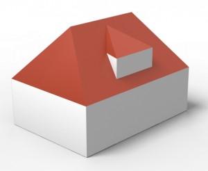 Walmgaube 3D
