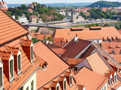 Regionale Dachformen
